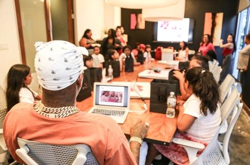 YG mentors at GirlCodeLA